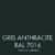 Gris Anthracite 7016