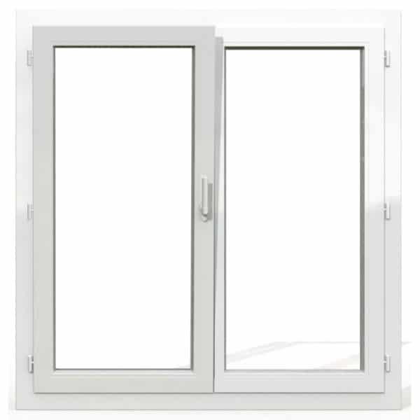 OB2 PVC blanc interieur 125x120