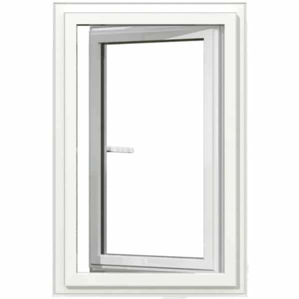 OF1 PVC blanc exterieur 95x60