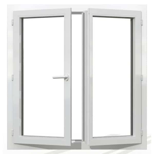 OF2 PVC blanc interieur 125x120