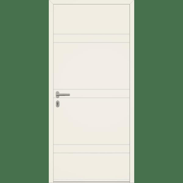 Zenitude 4 - Blanc 9010 - TD