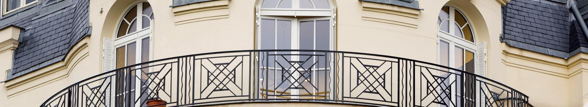 Porte Fenêtre sur balcon