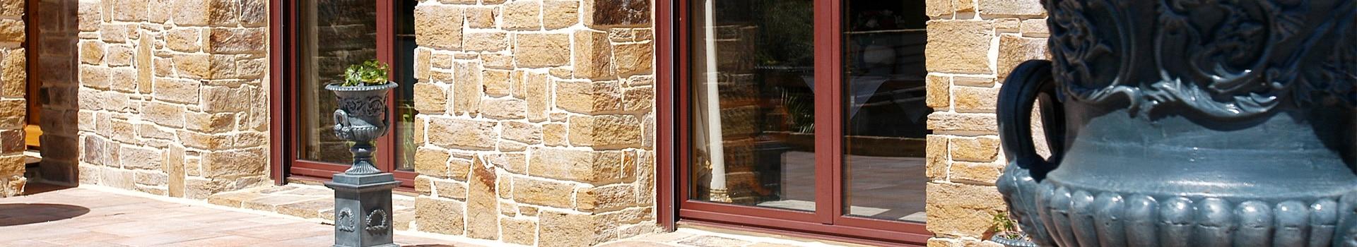 Portes fenêtres térasse